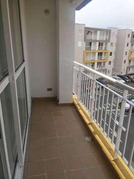 Arrendó amplio apartamento en ciudad pacífica