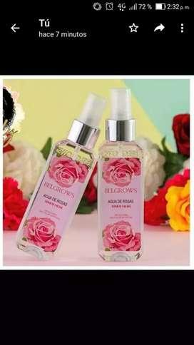 Tónico Facial Agua de Rosas Natural 250 ml