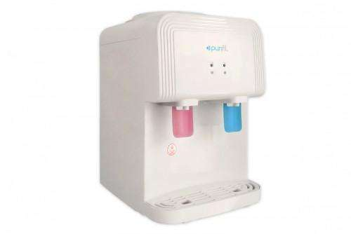 Dispensador de Mesa Agua Fría Y Caliente marca PURIFIL 0