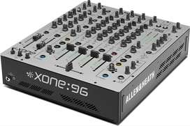 MIXER DJ Allen & heath XONE:96 Mezclador dj Music Box