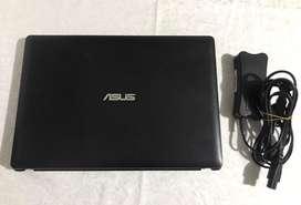 Vendo portatil ideal para estudio asus