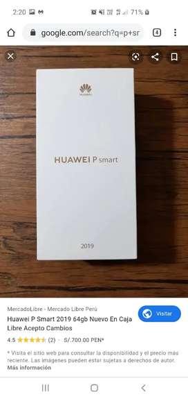 Huawei p smart2019 64gb