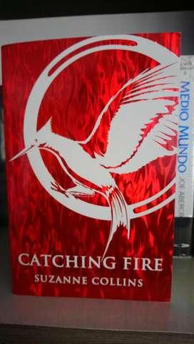 Catching Fire. Los juegos del hambre Libro