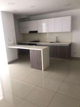Amplio y confortable apartamento muy bien ubicado en el barrio el ingenio, com un area de 95 mts2