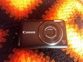 Camara canon powershot A2200