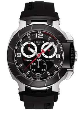 Reloj Tissot T-race Hombre 100% Original