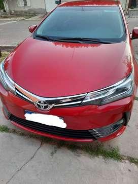 Vendo Corolla XEI 2018
