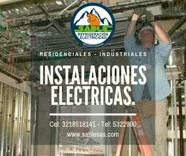 instalaciones electricas oriente Antioqueño Rionegro