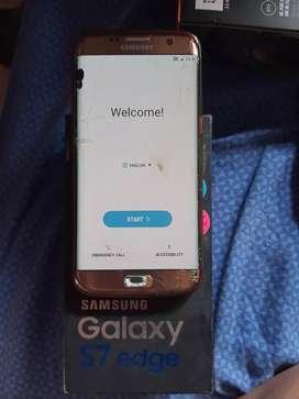 Vendo Samsung Galaxy S7 Edge