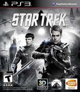 Juego PS3 Star Trek