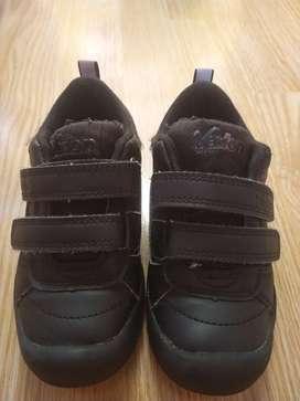 Zapato tení unisex negro