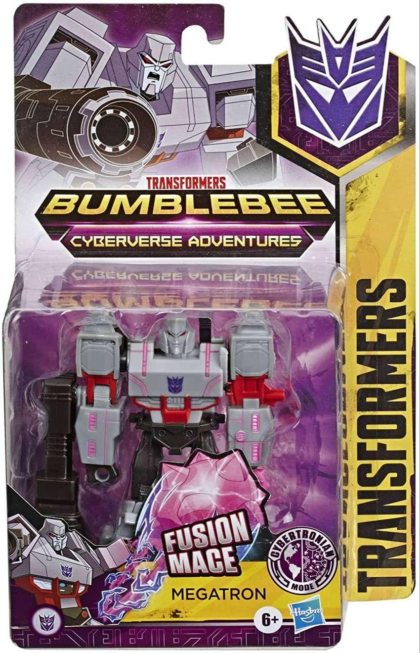Transformers Bumblebee Cyberverse Adventures MEGATRON