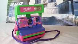Polaroid de coleccion barbie