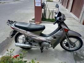 OPORTUNIDAD VENDO MOTO HONDA WAVE 100