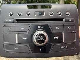 Radio original Honda CRV 2013