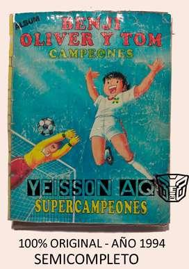 Álbum Super Campeones