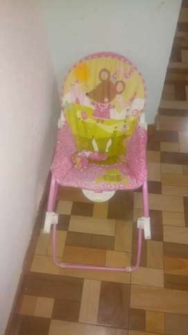 Mecedora fisher price