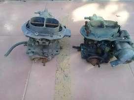 Carburadores apertura simultanea de taunus sp5