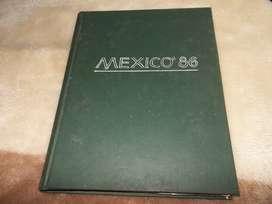 coleccion mexico 86 encuadernado