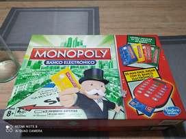 Monopoly clásico banco electrónico original