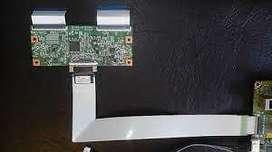 placas fuente tcom, main, cables flex, para lcd, led, venta