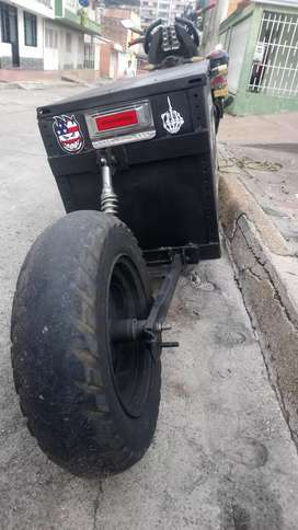 Fabricamos trailer para moto o carro