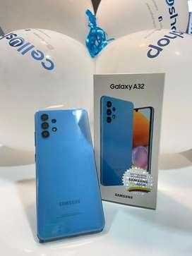 Samsung A32 de 128 GB Color Azul