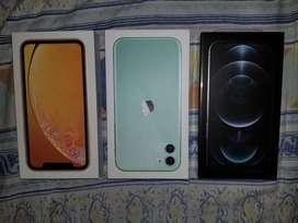 Vendo iphone 12 Pro ,11 ,XR, Nuevos