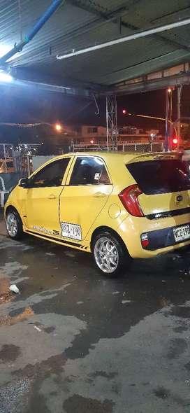 Taxi kia ion 1250