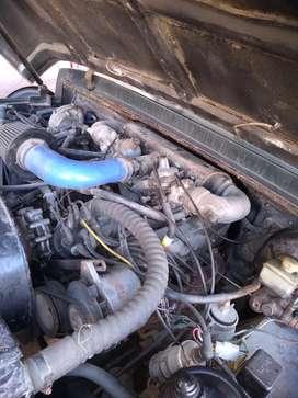 Motor V8 Range Rover clasic