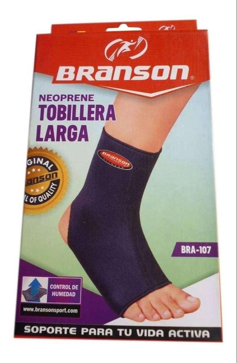 Tobillera Larga Cerrada Ortopedica Branson Original
