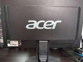 VENDO Monitor LED ACER P166HQL 16 Pulgadas