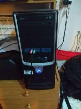 Vendo CPU de escritorio.