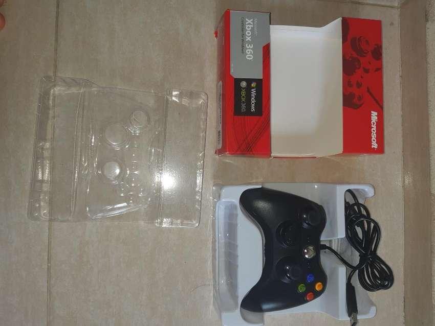 Control Doble Funcion Xbox 360 Y para Pc 0