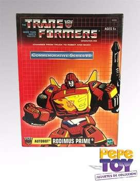 Transformers Rodimus Prime G1