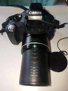Cámara Digital Canon Sx40 Hs de 12.1mp C