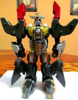 Muñeco articulable. Transformers. Juguetes Sunco Japón. Década 90s
