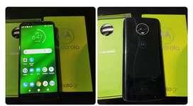 Se vende celular Motorola g6 plus 10 de 10 todo es negociable