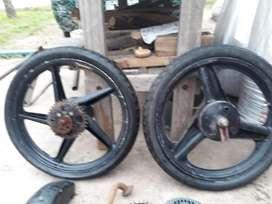 Respuestos de Ciclomotor Zanella
