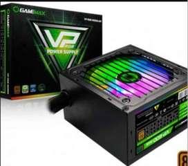 fuente RGB gamemax