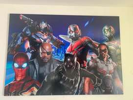 Cuadros grandes Marvel DC Super Heroes