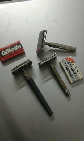 Maquinas de Afeitar Antiguas