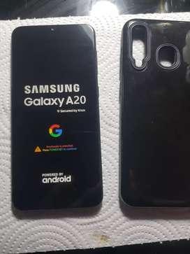 Samsung galaxy A20 libre para todas las compañias