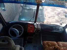 Vendo minibus mitsubishi del 92.