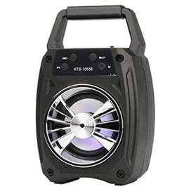 Lindo parlante, sonido estéreo y wires