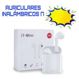 Audifonos Inalambricos i7 - mini
