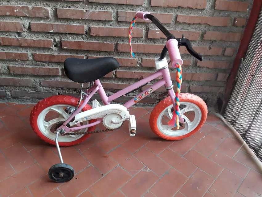 Bicicleta de nena 0