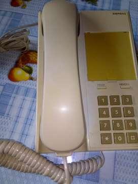 Teléfono para línea fija