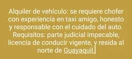 Alquiler de vehículo: