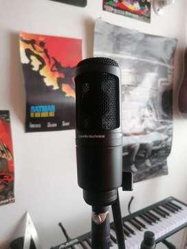 Micrófono Audio Technica at2020